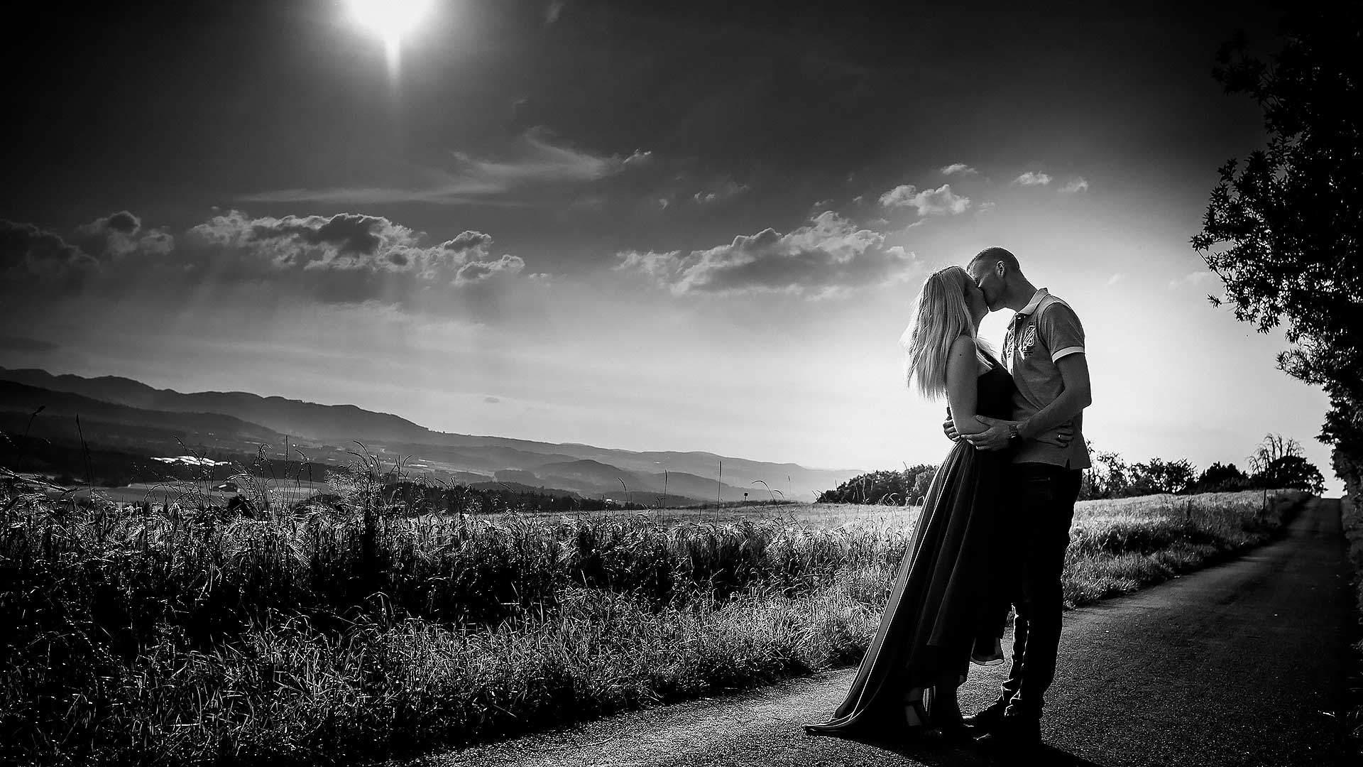 Hochzeitsfotograf kennen lernen in Oberrohrdorf
