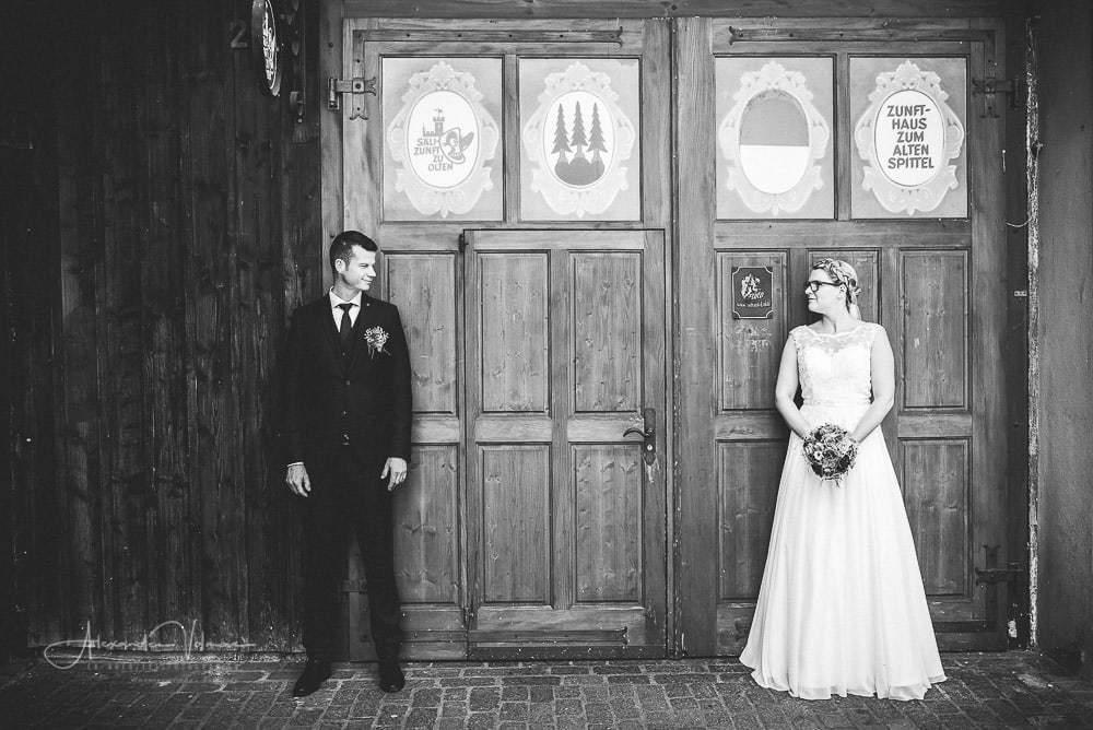 Hochzeitsfotoshooting in Olten